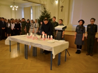 thumbs dsc 4078 Obchody rocznicy Powstania Wielkopolskiego i wigilie klasowe