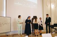 thumbs img 0245 Szkolne obchody Dnia Nauczyciela   Złote Katoliki 2018