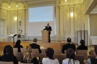 thumbs wyklad001 Uroczyste przyznanie patronatu Instytutu Filologii Polskiej