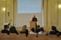 thumbs wyklad012 Uroczyste przyznanie patronatu Instytutu Filologii Polskiej