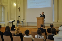 thumbs wyklad013 Uroczyste przyznanie patronatu Instytutu Filologii Polskiej