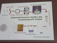thumbs 87066447 1092271917789250 3065551195490746368 n Udział rozszerzenia biol chem w wykładzie z krystalografii białek na UAM